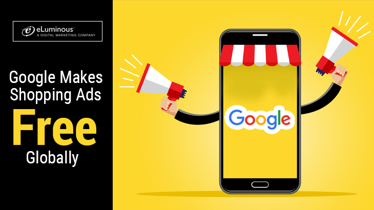 Google Makes Shopping Ads Free Globally