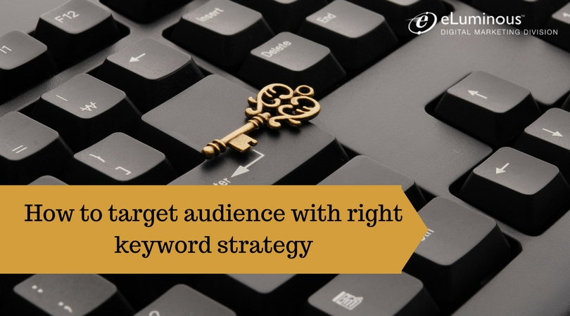 target audience with right keyword